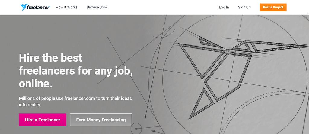 Hire Freelancers Find Freelance Jobs Online Freelancer 1