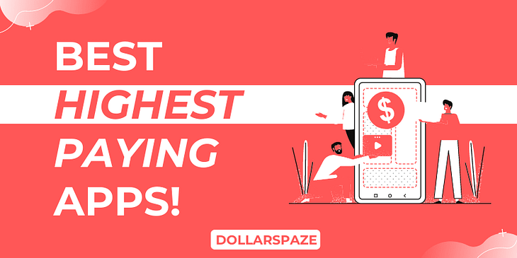 Highest Paying Apps