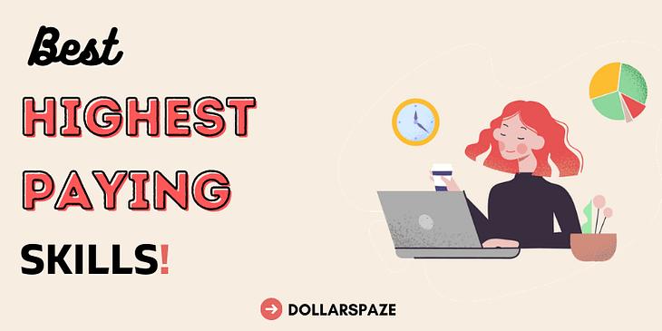 best highest paying skills