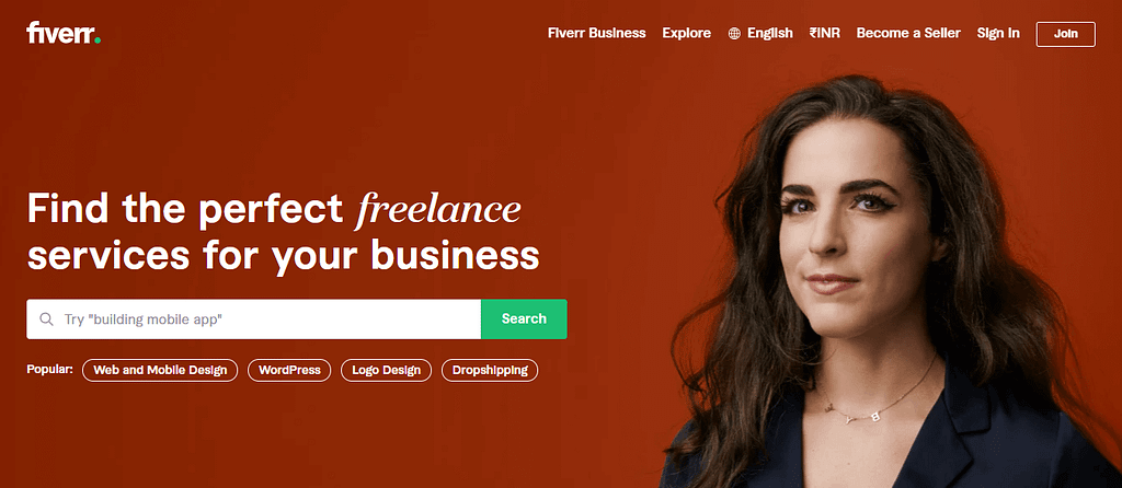 Fiverr Freelance Services Marketplace for Businesses 1 1