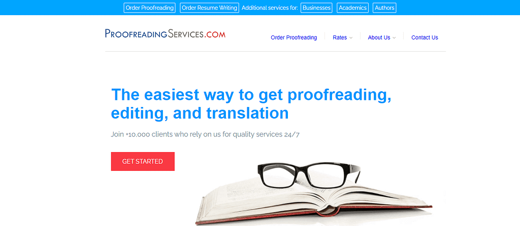 Online Proofreading and Editing Services by Professionals 1