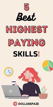 highest paying skills